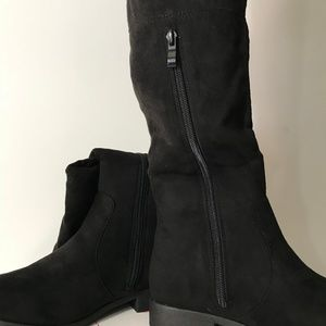 b13f63b1883 Journee Collection Shoes - Journee Collection Mount Over the Knee Boot